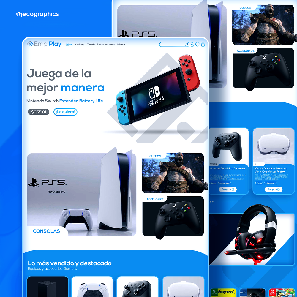 Proyecto empiplay